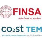 """FINSA elige """"co2st-TEM"""" como sistema de monitorización industrial y gestión energética."""