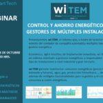 Webinar: wi-TEM sistema de gestión energética para múltiples instalaciones.